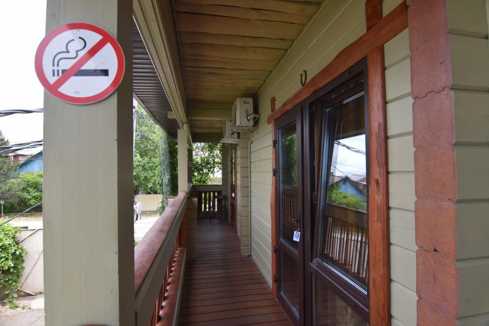 Курить можно только в курилке